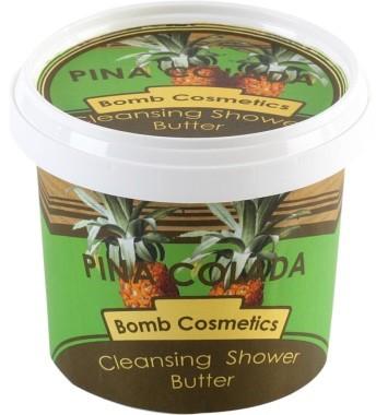 Bomb Cosmetics Pina Colada myjące masło pod prysznic 365ml