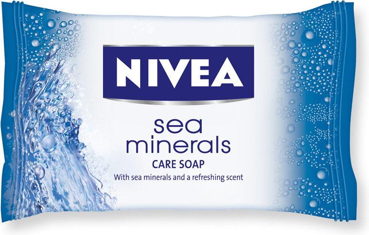 Nivea Sea Minerals, Mydło w kostce 90g