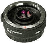Opinie o Sigma Teleconverter 1.4x EX DG APO