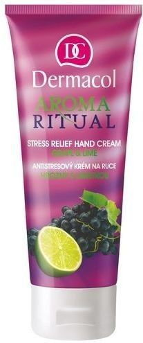 Dermacol Aroma Ritual Hand Cream Grape & Lime 100ml