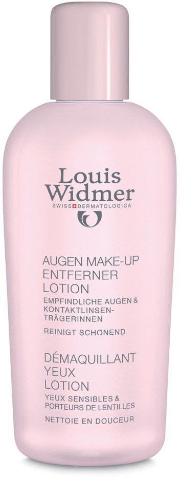 Louis Widmer mleczko do demakijażu oczu, nieperfumowane GmbH 100 ml