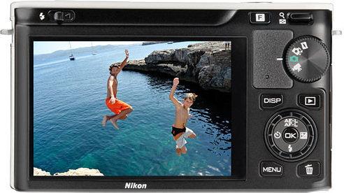 Nikon 1 J1 + 10-30 VR czarny