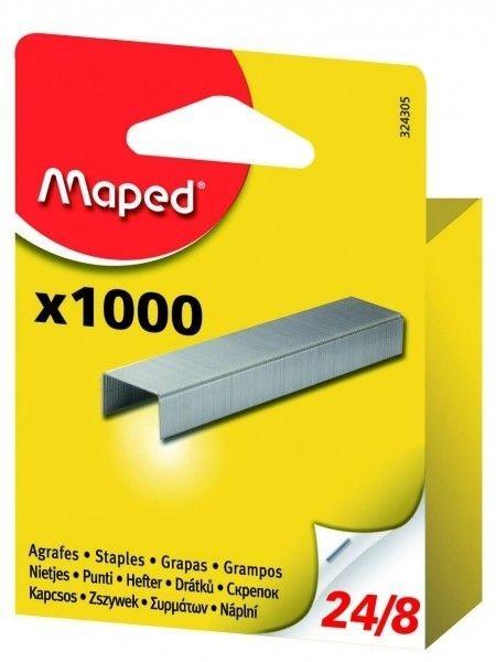 MAPED Zszywki 24/8 1000 szt. - J1418 NB-4164