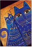 Paperblanks kalendarz 2015 Mini Mediterranean Cats tygodniowy