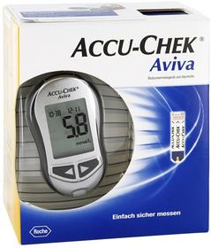 Roche Accu Chek Aviva III zestaw mmol/l Diabetes Care Deutschlan 06114992