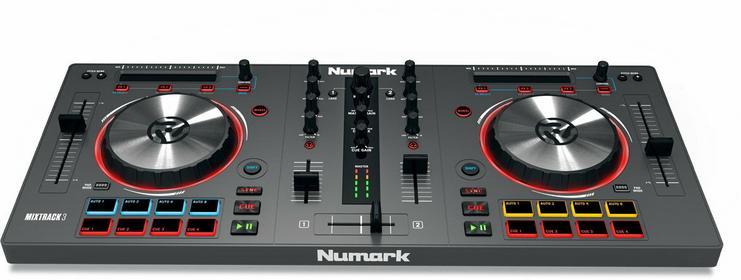 Numark MixTrack III 3 - kontroler DJ