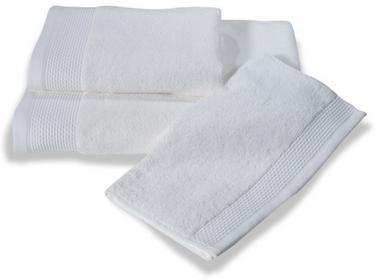 Soft Cotton Bambusowy ręcznik kąpielowy BAMBOO 85x150cm Jasnożółty 8162
