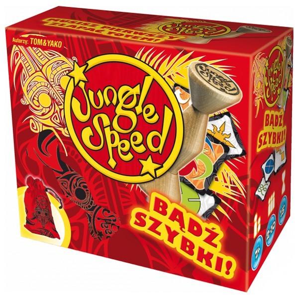 Rebel Jungle Speed Gra Towarzyska Gre-8217
