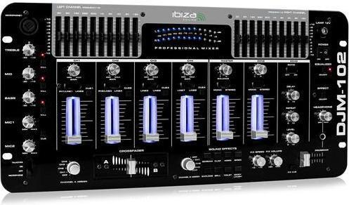 Ibiza Sound DJM-102
