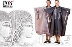 Opinie o Fox Collection Egypt Line peleryna czarna