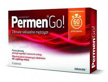 WALMARK PERMEN Go 6 tabletek