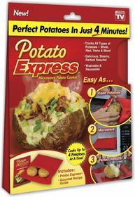 Potato Express - Kieszeń do pieczenia ziemniaków