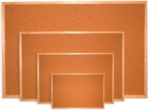 Opinie o DOM KORKOWY AMEX Tablica korkowa rama drewniana 90x120 cm DK011