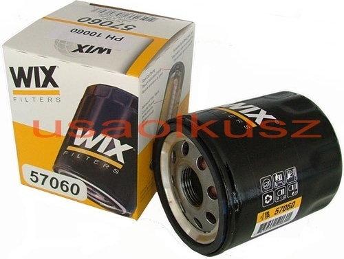 WIX Filtr oleju silnika Hummer
