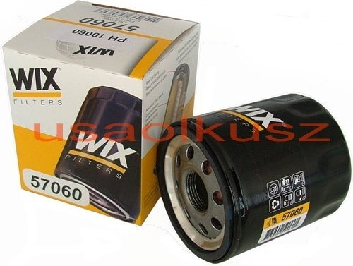 WIX Filtr oleju silnika GMC Envoy