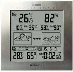 Termometry i stacje pogodowe