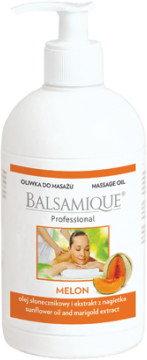 Balsamique Professional Melon Profesjonalna Oliwska do masażu  500ml