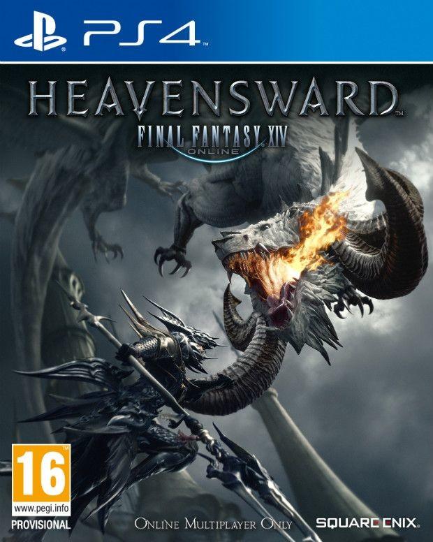 Final Fantasy XIV: Heavensward (GRA PS4)