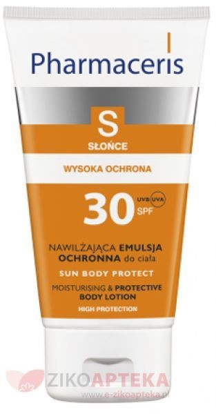 Pharmaceris S SPF30 emulsja 150ml