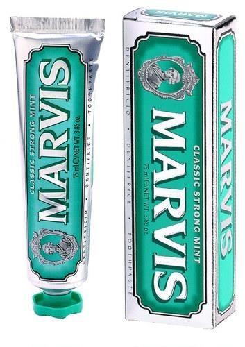 Marvis Toothpaste Classic Strong Mint 75ml U Pasta do zębów 42982