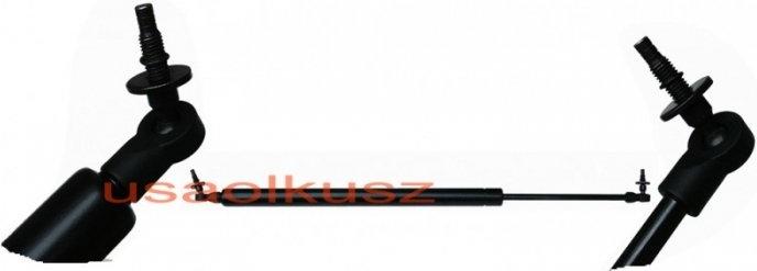 Tuff Support Amortyzaror tylnej klapy bez głośników - sprężyna gazowa Dodge Cara