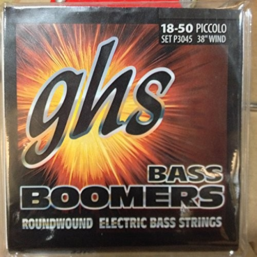 ghs Bass boomers 4String lit4595 3135