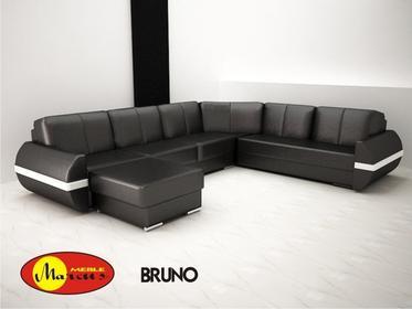 Narożnik Bruno+ Pufa