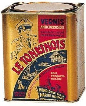 Le Tonkinois VERNIS 0.25L A1/4