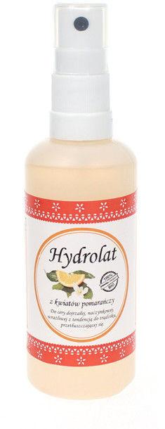 CosmoSPA Naturalny hydrolat z kwiatów pomarańczy 100ml