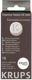 Krups XS 3000 - Tabletki do czyszczenia - 10 sztuk XS3000