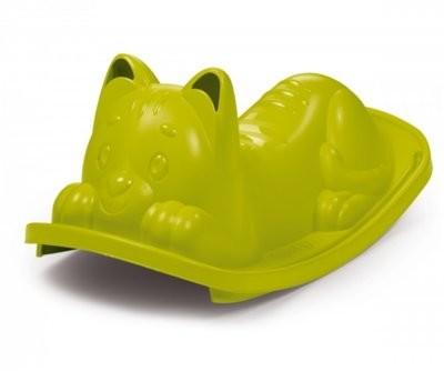 Smoby Huśtawka-bujak Kotek zielony 7600830104