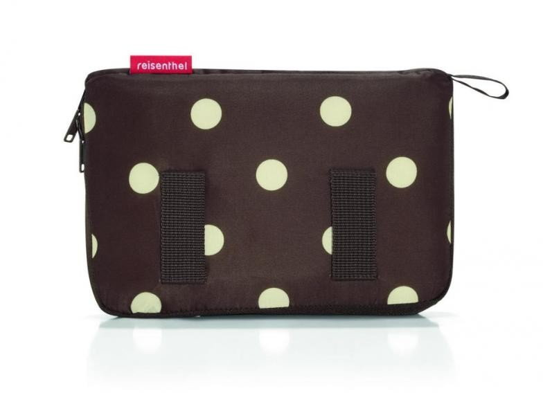 Reisenthel Plecak mini maxi rucksack mocha dots RAP6018