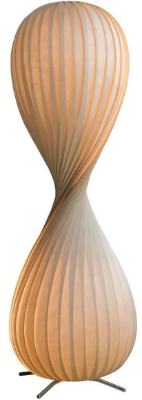 Tom Rossau TR10 - lampa podłogowa - brzoza 40x138