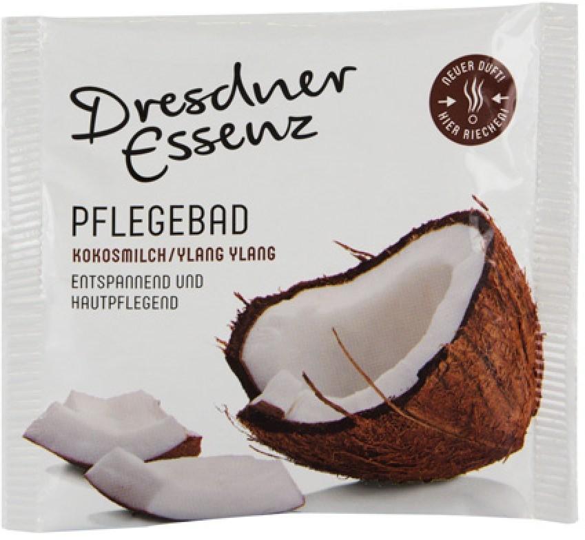 Dresdner Essenz płyn do kąpieli z kokosem i YlangYlang LI-IL GmbH 60 g