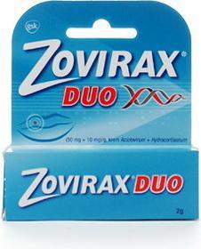 GlaxoSmithKline Zovirax Duo 2 g