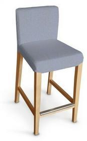 Dekoria Sukienka na krzesło barowe Hendriksdal krótka Cardiff jeansowy