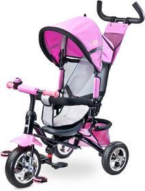 Toyz Timmy rowerek trzykołowy różowy