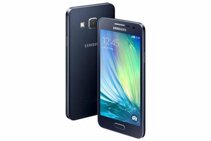 Samsung Galaxy A3 LTE Czarny