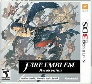 Fire Emblem Awakening 3DS