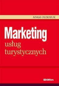 Adam Oleksiuk Marketing usług turystycznych