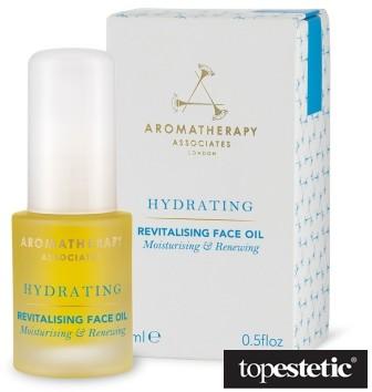 Aromatherapy Associates Revitalising Face Oil Intensywnie odżywiający olejek do twarzy z różą 15 ml
