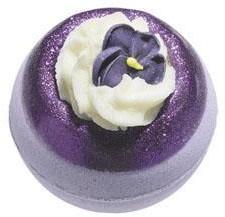 Bomb Cosmetics Bomb Cosmetics V for violet musująca kula do kąpieli