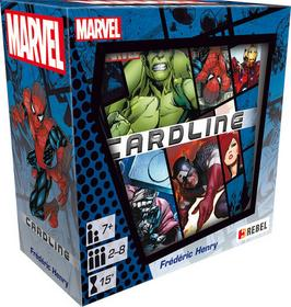 Rebel Cardline Marvel