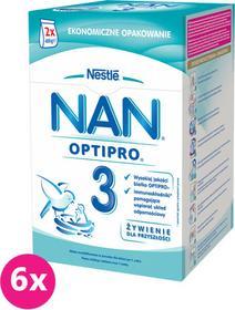 Nestle NAN OPTIPRO 3 6x800g