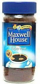 Maxwell House 200G.