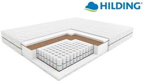 Hilding FANDANGO - materac kieszeniowy sprężynowy, Rozmiar - 140x200 P