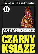 Tomasz Olszakowski Pan Samochodzik i Czarny Książę t.44