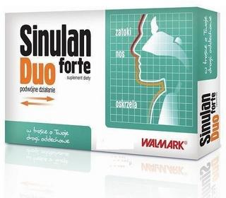 Walmark SINULAN DUO FORTE 30 TABLETEK