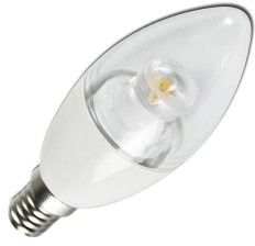 AIGOSTAR Żarówka LED E14 6W 3000K 182717