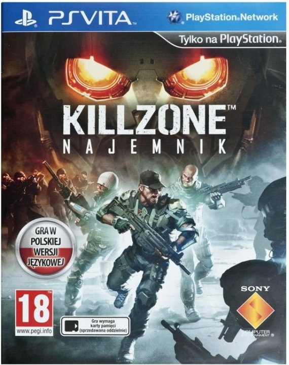 Opinie o Killzone Najemnik PS Vita